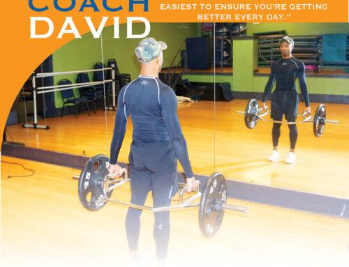 Coach David